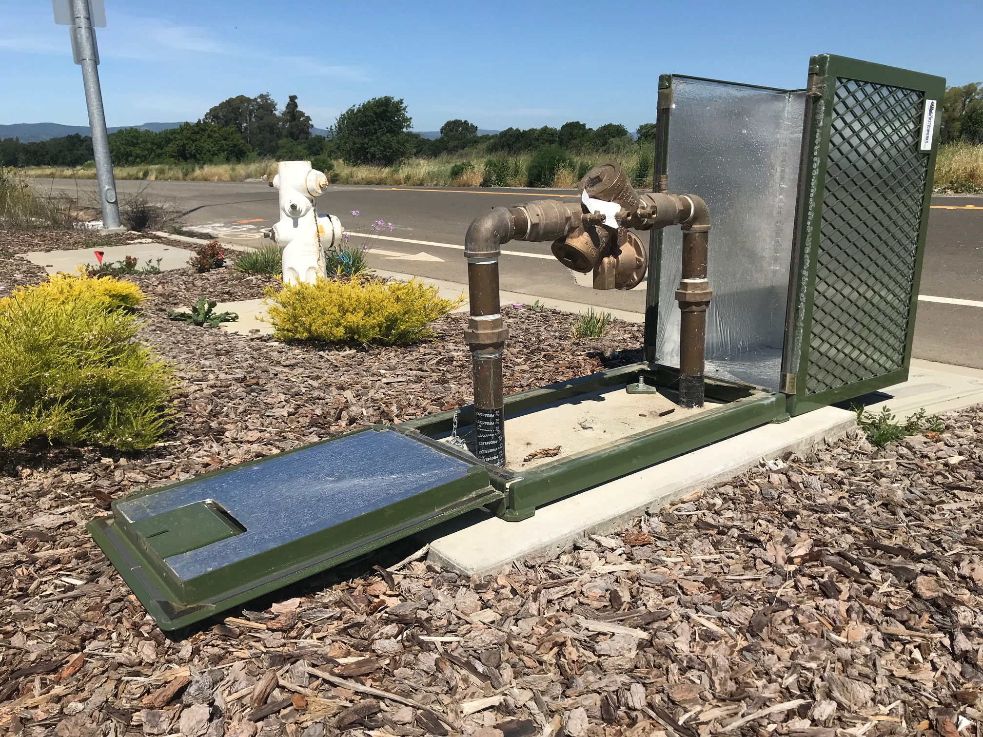 Backflow Enclosures Placer Waterworks